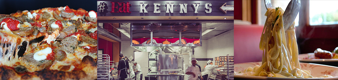 Great Italian food in Dallas, TX | Kenny's East Coast Pizza
